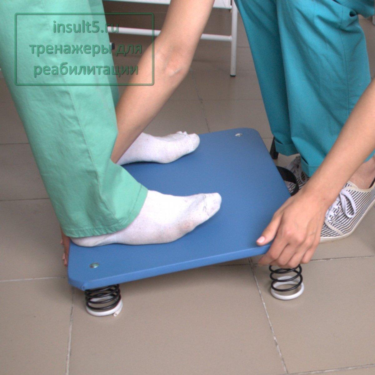 Тренажеры в домашних условиях после инсульта