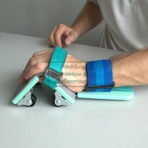 Тренажер для руки после инсульта -